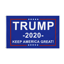 TRUMP 2020 Flagge Presidential Kampagne Flagge Banner Dekorative Tuch für Zauberstab Tür Windows Kreative