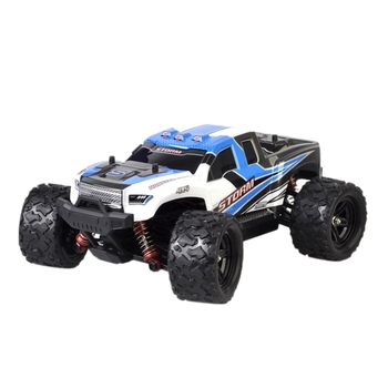 HS 18302 1/18 2.4G 4WD High Speed Big Foot RC Racing Car OFF-Road Vehicle Toys