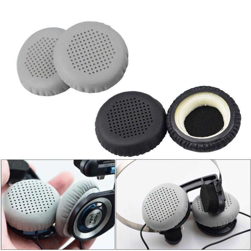 1Pair Soft Foam Imitation Leather Ear Pads Cushions Earpads For KOSS Porta Pro Sporta Pro Px100 Headphones Headset Accessories