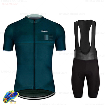 Raudax 2020 conjuntos de ciclismo triathlon bicicleta roupas respirável mountain ciclismo roupas ternos ropa ciclismo verano triathlon