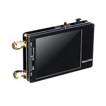Векторный сетевой анализатор 50 кГц-900 МГц цифровой дисплей сенсорный экран коротковолновый MF HF VHF UHF антенный анализатор стоячая волна