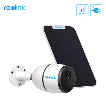 Reolink GO with Solar Panel Battery 4G Sim Card Network Camera Starlight Vision Wild Video Surveillance IP Cam 1