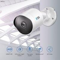 كاميرا مراقبة IP 1080P 2.0MP 3MP ONVIF خارجية مقاومة للماء H.264 IP66 CCTV كاميرا واي فاي 2.4G HD للرؤية الليلية المنزلية