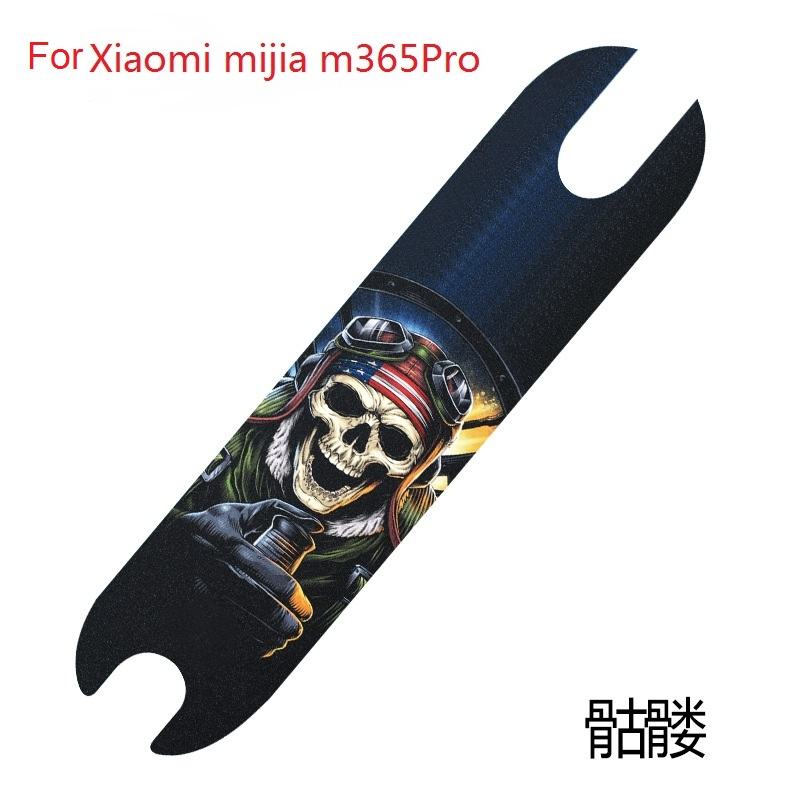 Scooter-Pedal-Footboard-Sandpaper-Sticker-For-XIAOMI-Mijia-M365-pro-Electric-Skateboard-Anti-slip-Protective-Sticker (4)