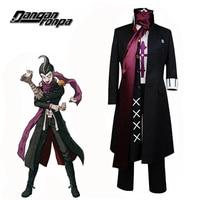 Super Dangan Ronpa 2 Danganronpa Gundam Tanaka Cosplay Costume Anime Costumes Custom made Full SetUniform for party Halloween