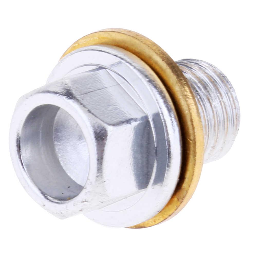Magnetic Oil Drain Plug Bolt for Yamaha FJR1300 2001-2015 XJR1300 1998-2015