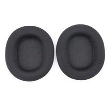 2 pièces pour SteelSeries Arctis 3 5 7 casque de jeu mousse oreillettes coussinets doreille éponge coussin remplacement bandeau élastique