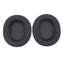 2pcs For SteelSeries Arctis 3 5 7 Gaming Headset Foam Earpads Ear Pads Sponge Cushion Replacement Elastic Head Band Headband