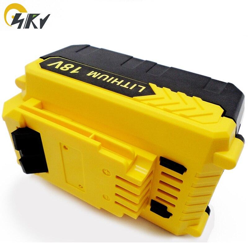 FMC687L 18V 4Ah 5Ah Cordless Tool Battery For STANLEY FATMAX  PCC680L PCC685L LBX20 LBXR20