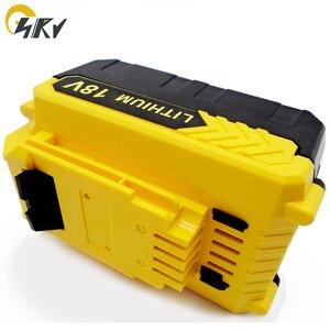 FMC687L 18V 4Ah 5Ah cordless tool battery for STANLEY FATMAX PCC680L PCC685L LBX20 LBXR20(China)