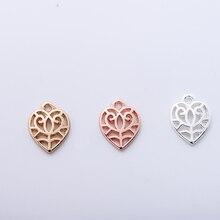 10 pieces/batch Pendant DIY Necklace parts suspension accessories suitable for Jewelry party punk