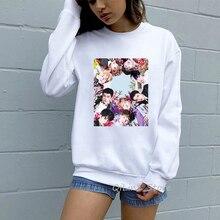 EXO kpop hoodie women hip hop sweatshirt hipster streetwear korean clothes high quality fans hoody spring autumn winter pullover