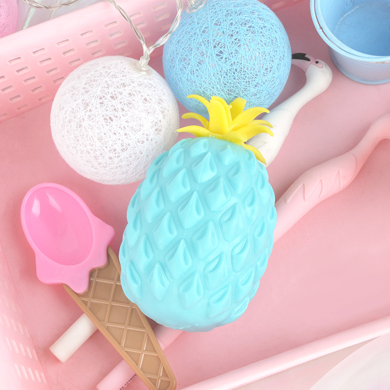 Toy Gadget Decompression-Balls Stress Pineapple Squeezing Squishy Pressure-Reduction img3