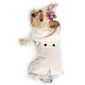 Зимние теплые платья для собак, зимнее украшение на пуговицах, платье принцессы для собак 6072020, товары для домашних животных s m l xl