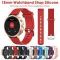 Rot Uhr Band 18mm Quick Release Handgelenk Gurt für Withings Activite Pop/ Sapphire Nokia Stahl HR 36mm ersatz Armband Band