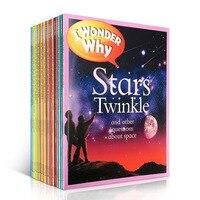 20 Books/Set I Wonder Why English Reading Books Children's Encyclopedia Books