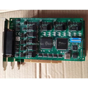 1pc PCI-1622CU Rev.A1 8-PORT ISOLATED HIGH SPEED RS-422/485 COMMUNICATION CARD