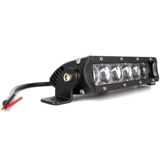 Led Work Light Bar 12V 24V Spot Beam For Car 4WD ATV SUV UAZ Truck 4x4 Off road Motorcycle Working Driving Spotlight