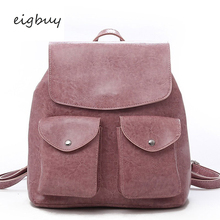 Girls School Backpacks Students Shoulder Bags Vintage Women Large Leather Backpack Mochilas Mujer For Female Teenage women backpacks leather female backpack fashion high quality college students school bags schoolbags backpacks for teenage girls