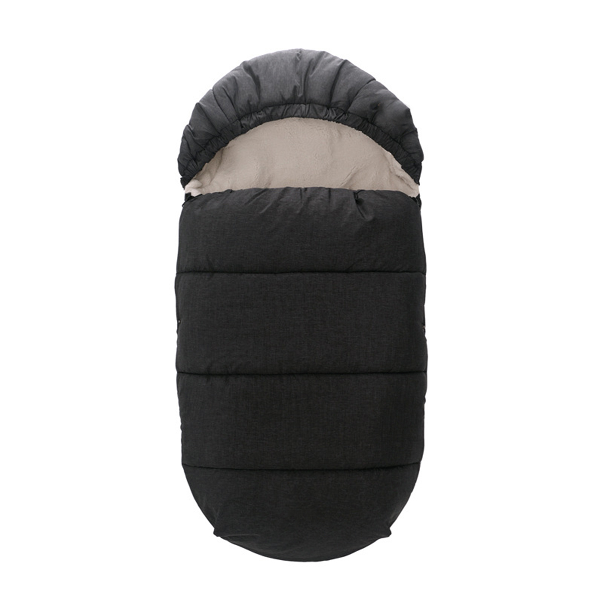 Baby Bunting Bag Winter Stroller Windproof Warm Sleeping Bag Toddler Footmuff for Car Seat Stroller
