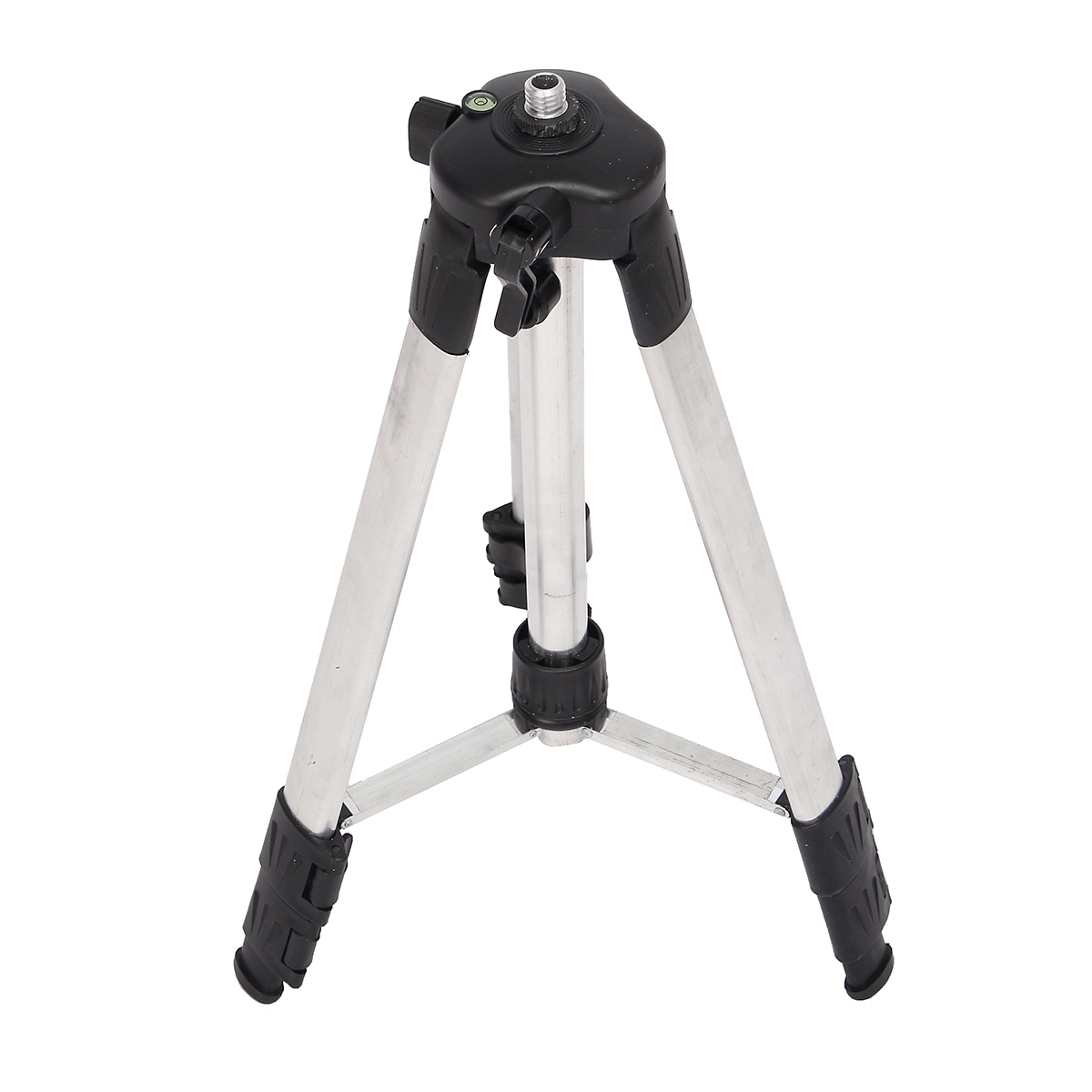 1.2M 3-Way Tripod Level Stand for Automatic Self Leveling Laser Level Measurement Tool Level Tripod Holder Measurement Tool