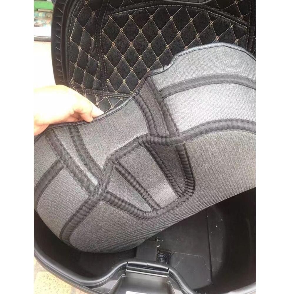 Coffre de moto universel pour Givi B47 lame coffre doublure boîte à bagages conteneur intérieur queue étui coffre doublure sac - 6