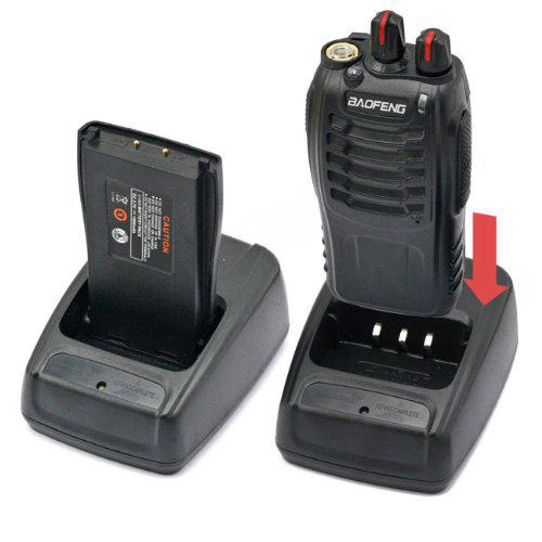 V-9R Plus Walkie Talkie Waterproof 8W UHF VHF Dual Band 136-174/400-520MHz Ham CB Radio FM Transceiver Scanner