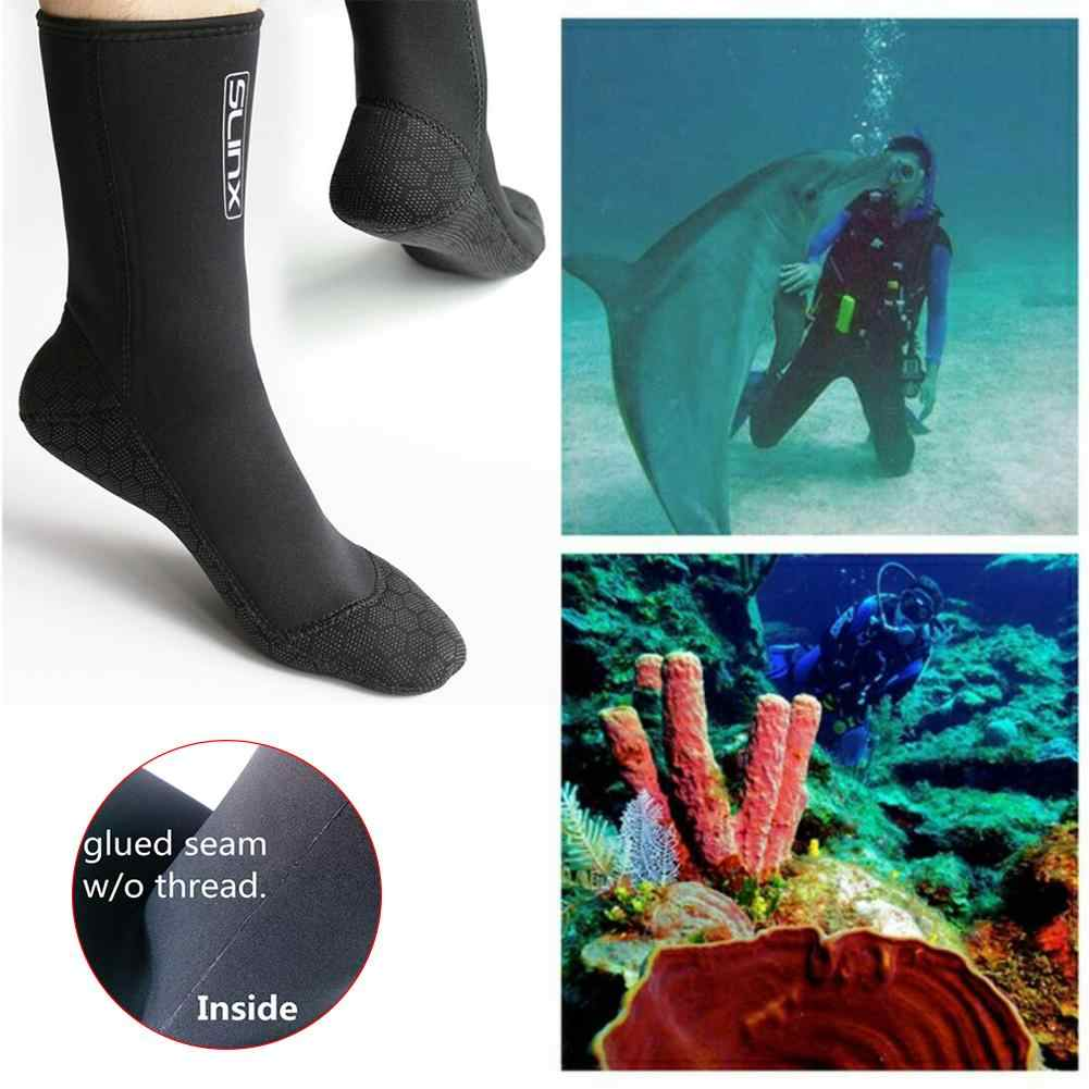 SLINX 3mm Zwemmen Boot Scuba Badmode Wetsuit Neopreen Duiken Sokken Anti Krassen Warming Snorkelen Sokken