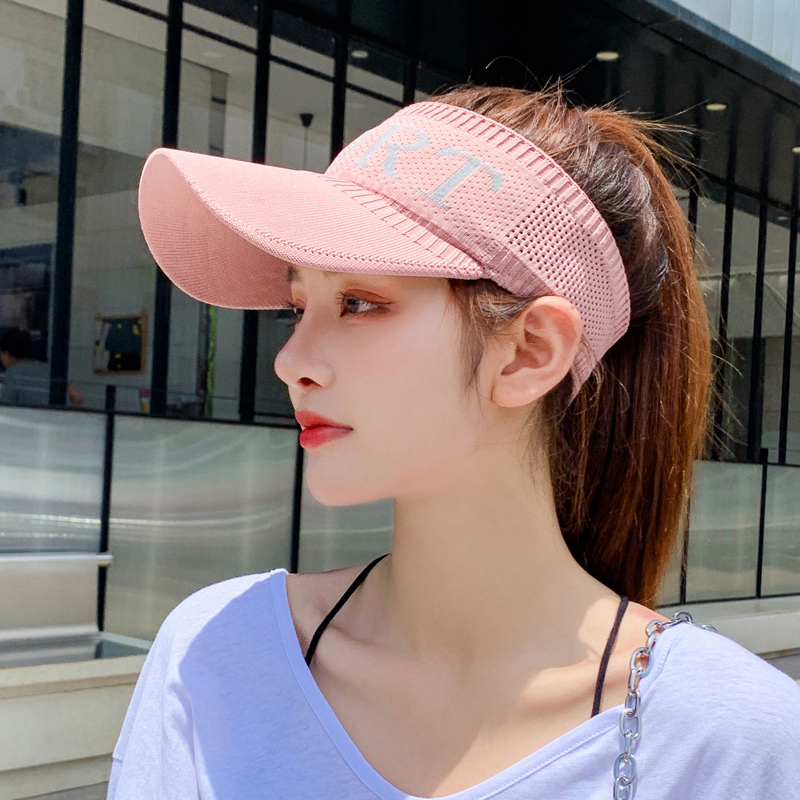 Women's Baseball Caps Summer Car Outdoor Sports Cap Male and Female Students Anti-ultraviolet Sunshade Empty Top Hats