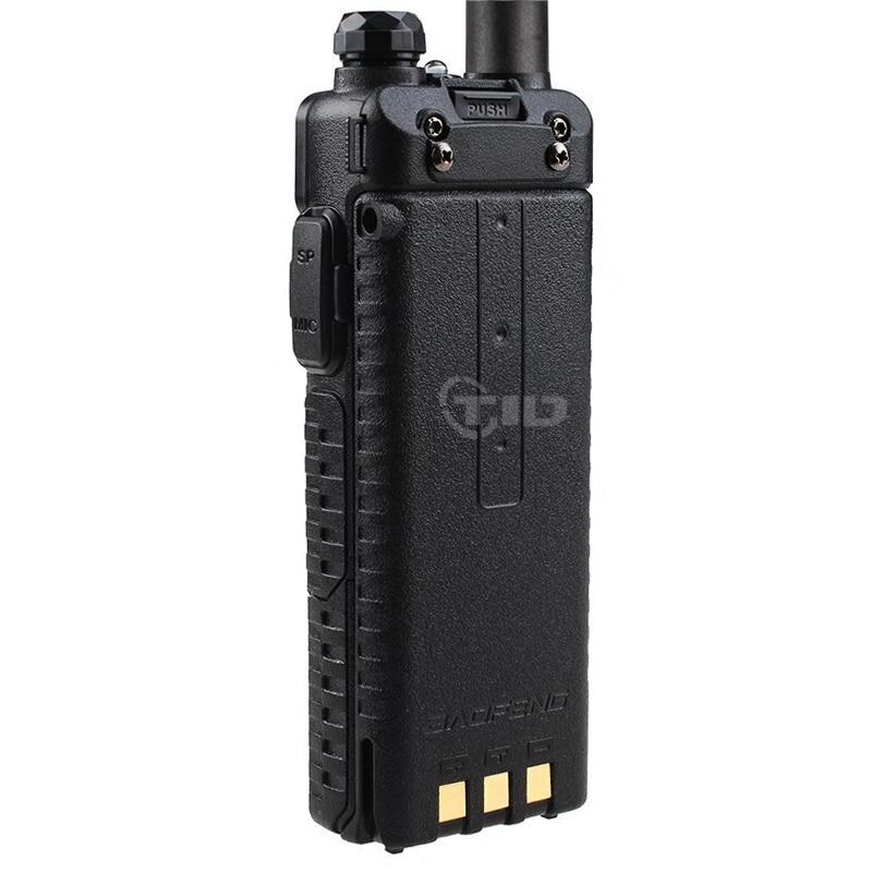 Baofeng Walkie Talkie uv 5r 3800 Dual Band VHF UHF 136-174/400-520mhz Two-way Radio walky talky uv-5r Radio Station 2