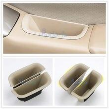 Para lexus gx 470 gx470 2004 2005 2006 2007 2008 2009 porta interior caixa de armazenamento braço organizador do carro bandeja acessórios automóveis