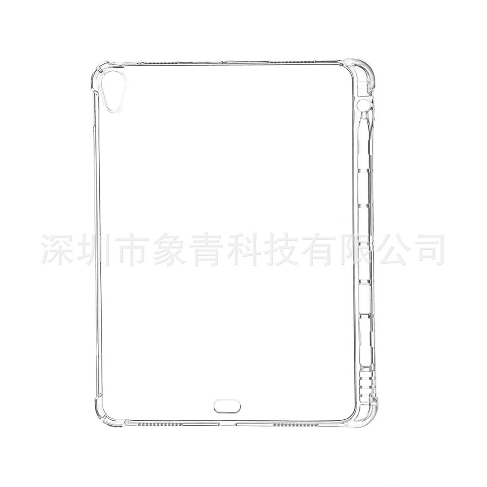 Transparent TPU Soft Shell For iPad Air 4 10 9 Case 2020 Back Silicone Tablet Cover