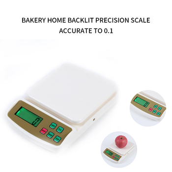 5/7/10Kg/1g Libra Digital Kitchen Scales Counting Weighing Electronic Balance Scale Jewelry Gram Food Measuring Weight Tool image
