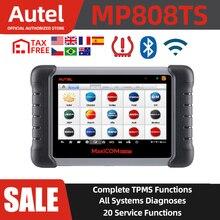 AUTEL MaxiPRO MP808TS Auto Diagnose Scanner OBD2 Auto Diagnose Werkzeug OBDII Auto Scan Tool TPMS Funktionen Automotive Scanner
