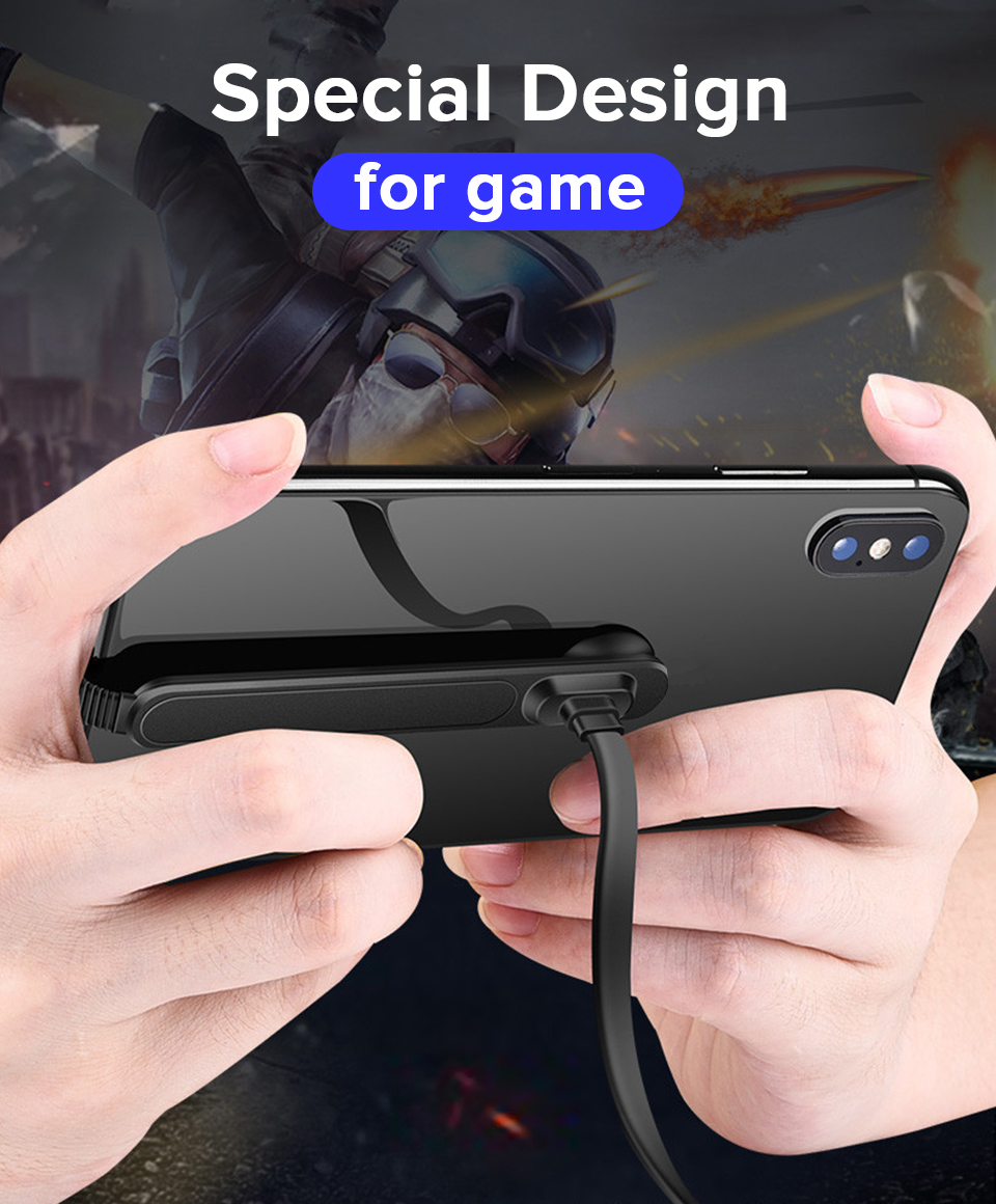 2.4A Phone Game Charger Type C USB Cable 180 Degree Game Cable Cord Micro USB Cable Fast Charger For Xiaomi Redmi Huawei P40 5G