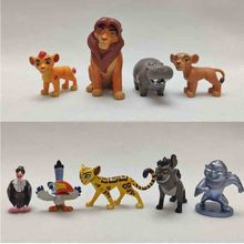 1pc The Lion King Simba Nala Timon Model Figure Pvc Action Figures Classic Toys Best Christmas Gifts