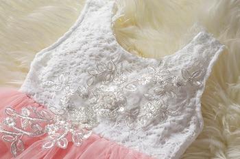 Kids Birthday Dress / Party Dress for Baby Girls 5