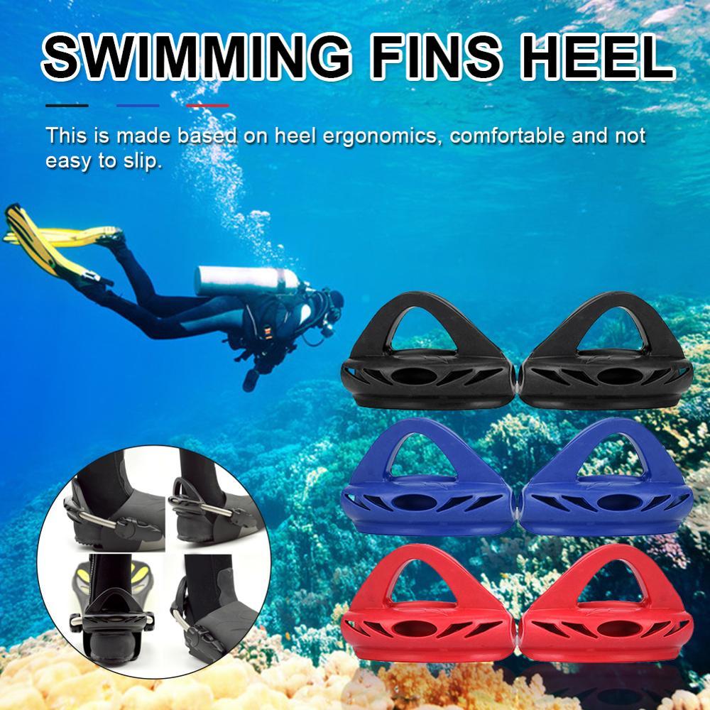 Новый быстросъемный ремень с пряжкой для дайвинга, весенний ремешок на каблуке, кружевной ремешок на каблуке для плавания, плавников, плавн...