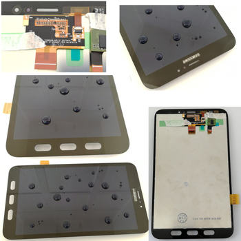 """Shyueda Original New 8"""" For Samsung Galaxy Tab Active 2 8.0 T395 LCD Digitizer Assembly Replacement + Free Tools"""