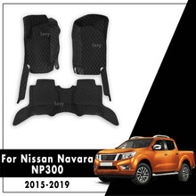 Car-Floor-Mats Car-Interior-Accessories NP300 Nissan Navara Carpets for Rugs D23