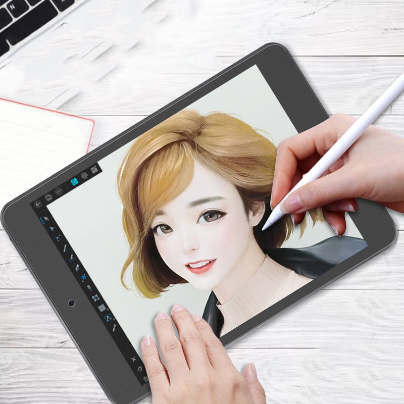 Paper Like Screen Protector Film Matte PET Anti Glare Painting For IPad Pro 9.7 10.5 11 12.9 Inch Paperlike Ipad For New Ipad