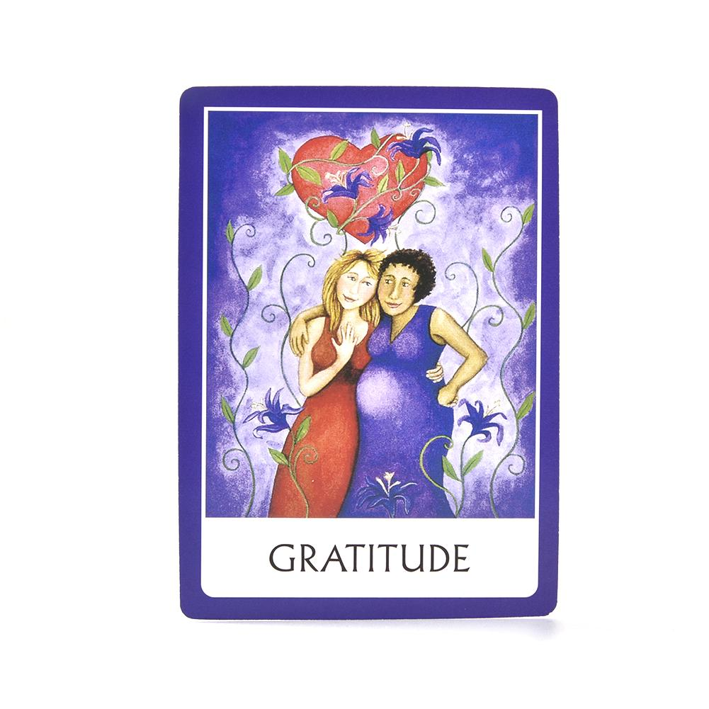 Chakra Tarot Card Board Game Card Friend Family Party Playing Card Game Entertainment Mysterious Tarot Board Game Cards