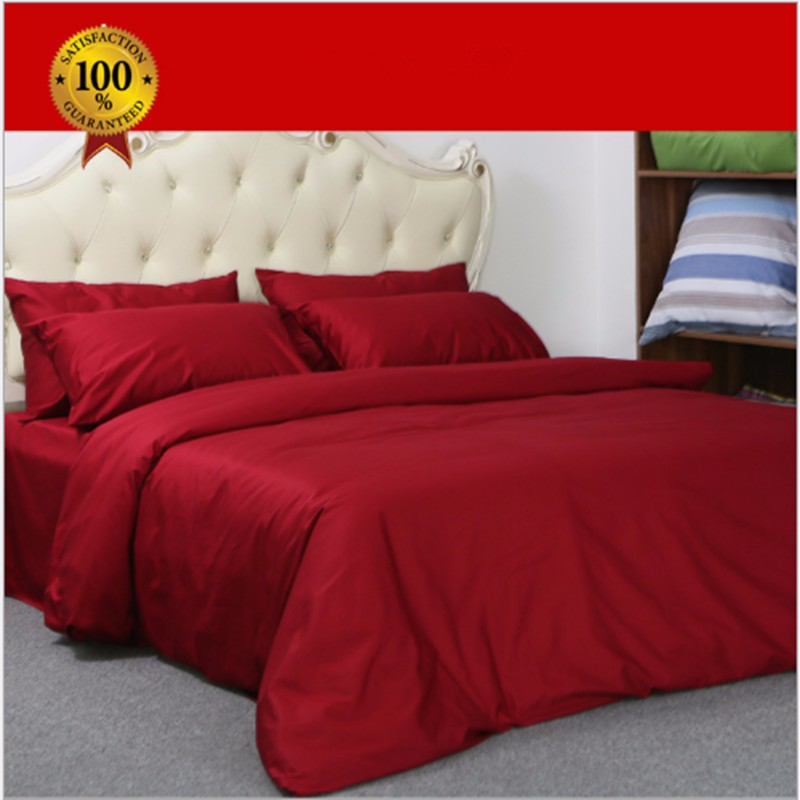 Luxury Design 8 Pieces1000thread Counts Cotton  Home Decor (including One Duvet Cover  +2 Flat Sheet 4  Pillowcases+1nightfrill