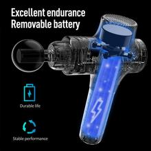 Electric Muscle Relaxation Massager Handheld Deep Muscle Massager Fitness Equipment 10000r / min (MAX)