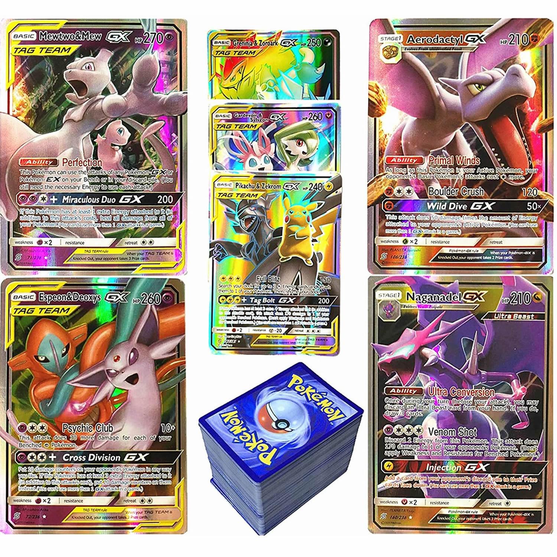 Покемон EX GX карты V VMAX TAG TEAM MEGA Trainer энергия сияющая карта Такара Томи Покемон карт игра битва торговая карточка детская игрушка