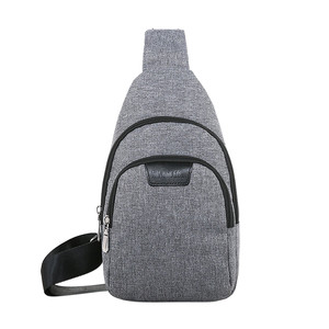Chest Bag Men And Women Casual Wild Mess