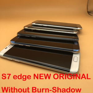 Image 3 - Nieuwe Originele Geen Burn Shadow Amoled Display Voor Samsung Galaxy S7 Rand G935 G935F G935FD Lcd Met Frame Digitizer touch Screen