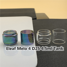 Eleaf Melo 4 D25 4.5ml Tank Normal Bulb Tube 6ml Replacement Glass Tube