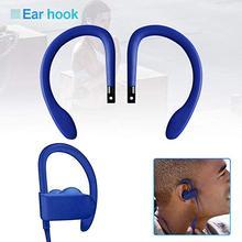 Earhook 교체 용 PowerBeats 3 무선 헤드폰 이어 후크 수리 부품 이어 버드 팁 PB3.0 용 Pb3 이어폰 형 헤드폰