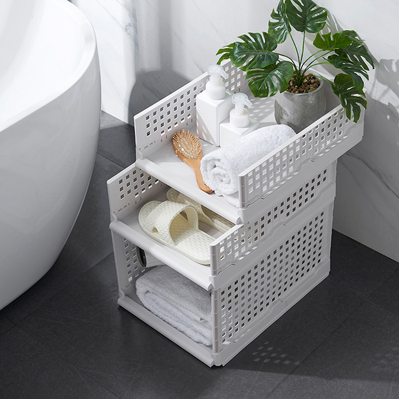 Wardrobe Storage Basket